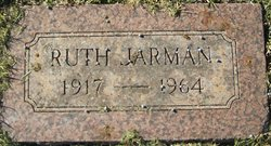 Ruth Virginia <i>Bewley</i> Jarman