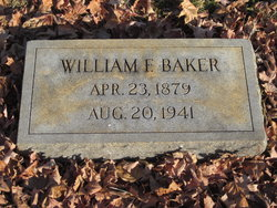 William F Baker