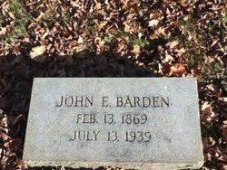 John E Barden
