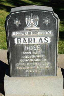 Rose <i>Himmel</i> Barlas