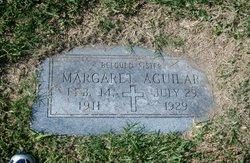 Margaret <i>Alamanza</i> Aguilar