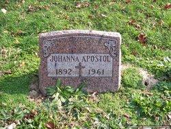 Johanna <i>Sirban</i> Apostol