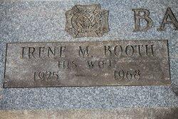 Irene M <i>Booth</i> Balch
