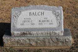 Ervin C Balch