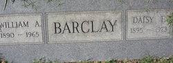Daisy F Barclay