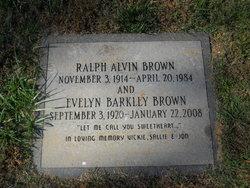 Evelyn <i>Barkley</i> Brown