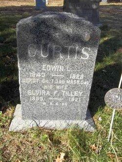 Elvira F. <i>Tilley</i> Curtis