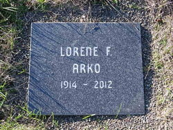 Lorene Florence <i>Wiss</i> Arko