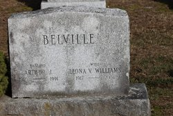 Leona V <i>Williams</i> Belville