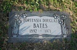 Hortensia <i>Douglas</i> Bates