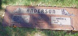Ralph D. Doc Anderson