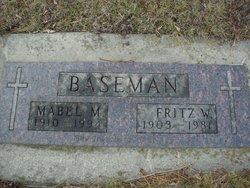 Mabel M Baseman