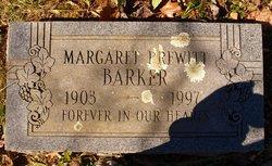 Margaret <i>Prewitt</i> Barker