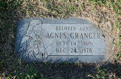 Agnes <i>Fils</i> Granger