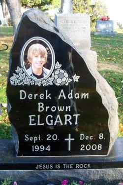 Derek Adam Elgart