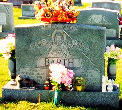Anna Mary <i>Fox</i> Barth