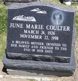 June Marie Coulter