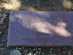 LaCola <i>Hanks</i> Barlow