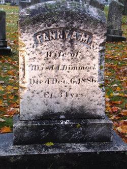 Fanny Abba Mary <i>Merrill</i> Dimock