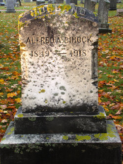 Alfred A Dimock