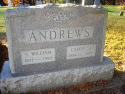 Carrie Alice <i>Skiles</i> Andrews