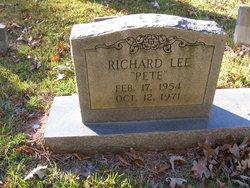 Richard Lee Pete Allen