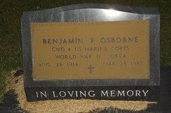Benjamin F. Osborne