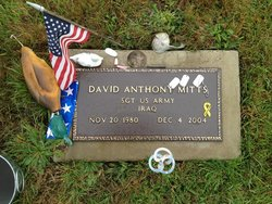 Sgt David Anthony Mitts