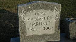Margaret Eileen <i>Pierce</i> Barnett