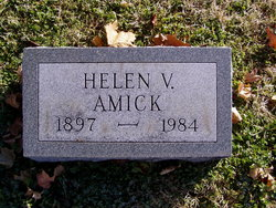 Helen Viola <i>Glick</i> Amick