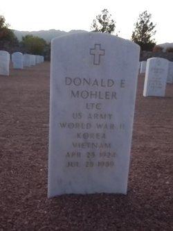 Donald E. Mohler