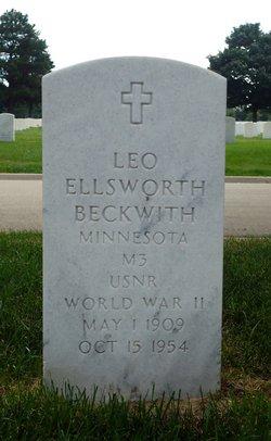 Leo Ellsworth Beckwith