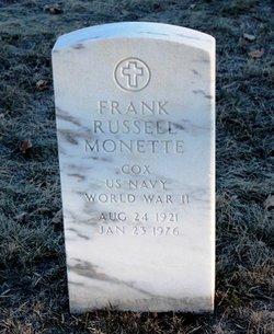 Frank Russell Monette