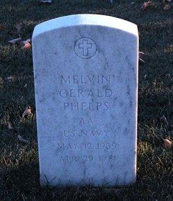 Melvin Gerald Bobby Phelps