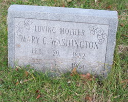 Mary C. Washington