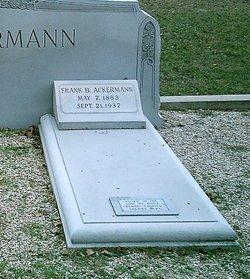 Franklin Benjamin Ackermann