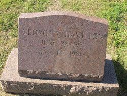 George Vernon Hamilton
