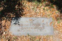 Catherine Louise <i>Ehret</i> Leatherwood