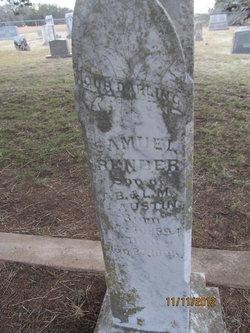 Samuel Render Austin