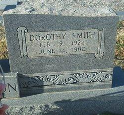 Dorothy <i>Smith</i> Harrison