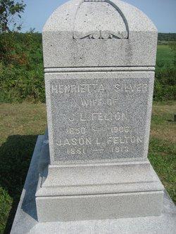 Henrietta <i>Silver</i> Felton