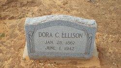 Dora Cornelia <i>Snyder</i> Ellison