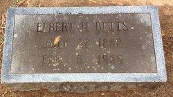 Elbert Hamilton Betts