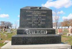 Frances Emma <i>Truitt</i> Cutright