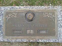 Franklin Willard Oliver