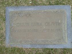 Ollie Lura <i>Colvin</i> Oliver