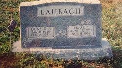 Pearl E. Laubach