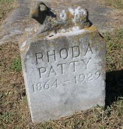 Rhoda Patty