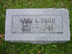 Mary Lauretta <i>Beckholt</i> Smith