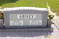 Betty <i>Plunkett</i> Abney